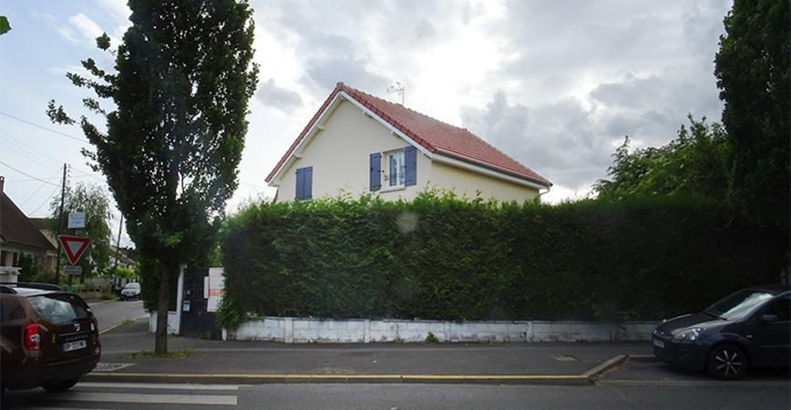 Surélévation d'une maison à Viry Chatillon - surelevation-avant-apres-viry-chatillon-2